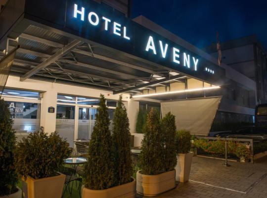 Fotografii: Garni Hotel Aveny