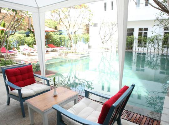 Hotel photos: The Frangipani Living Arts Hotel and Spa