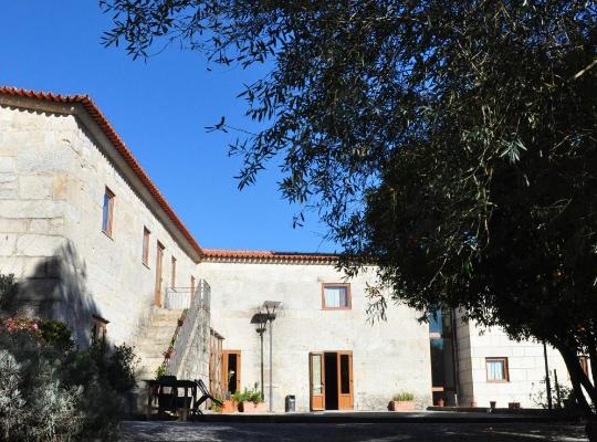 Otel fotoğrafları: Hotel Rural de Charme Maria da Fonte