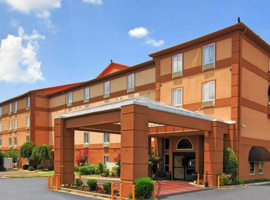 Hotel bilder: Quality Suites I-240 East-Airport