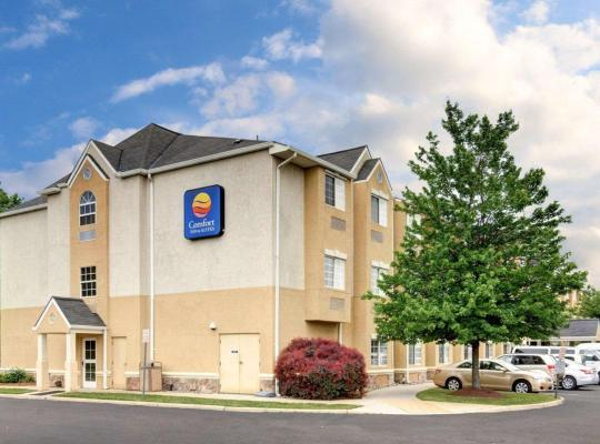 Hotellet fotos: Comfort Inn & Suites Airport Dulles-Gateway