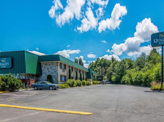 Fotos de Hotel: Quality Inn Olympia