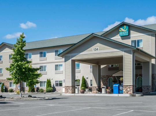 Fotos de Hotel: Quality Inn & Suites at Olympic National park
