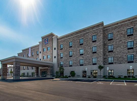 Hotel bilder: Comfort Suites