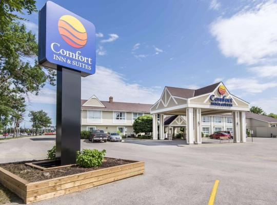 Képek: Comfort Inn & Suites Collingwood