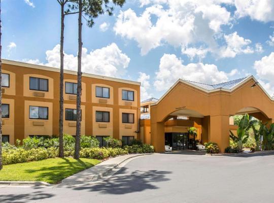 Φωτογραφίες του ξενοδοχείου: Quality Suites Orlando Close to I-Drive