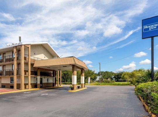 Ảnh khách sạn: Rodeway Inn Tampa Fairgrounds-Casino