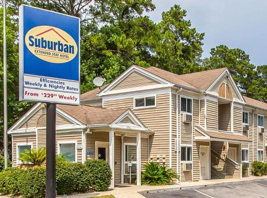 Hotel bilder: Suburban Extended Stay Abercorn
