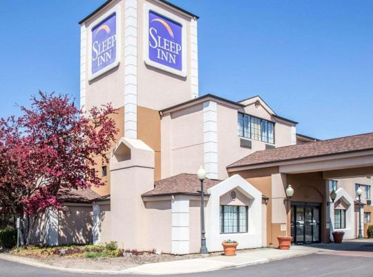 Photos de l'hôtel: Sleep Inn Midway Airport Bedford Park