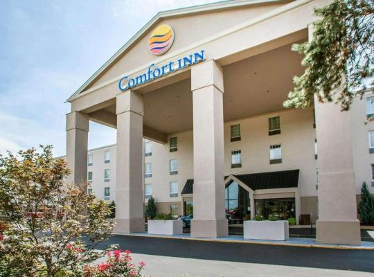 Фотографии гостиницы: Comfort Inn St Louis – Westport