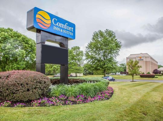 Viesnīcas bildes: Comfort Inn & Suites Somerset - New Brunswick
