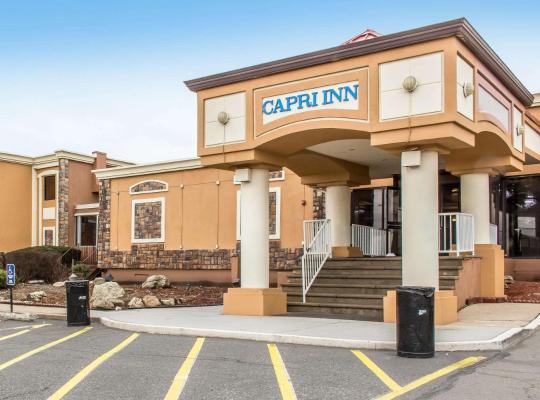 Hotel foto 's: Rodeway Capri Inn