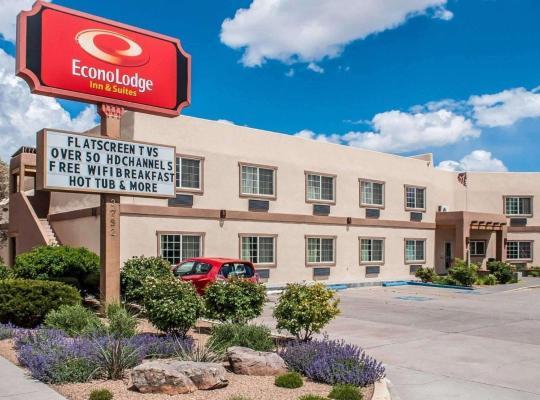 酒店照片: Econo Lodge Inn & Suites Santa Fe