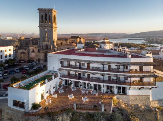 Хотел снимки: Parador de Arcos de la Frontera