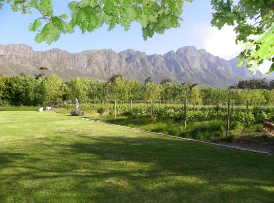 Photos de l'hôtel: Franschhoek Rose Cottages