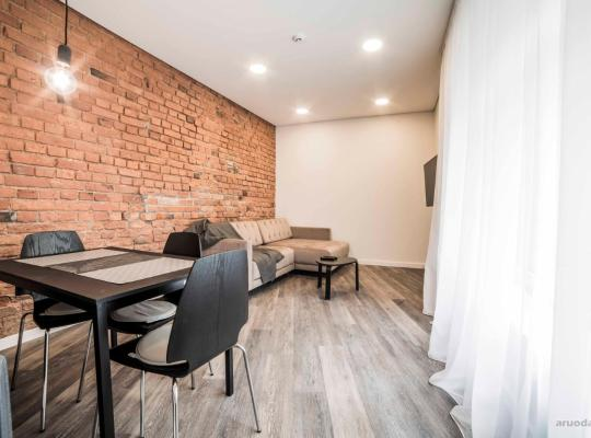 תמונות מלון: Two-floor apartment in the Old town of Kaunas