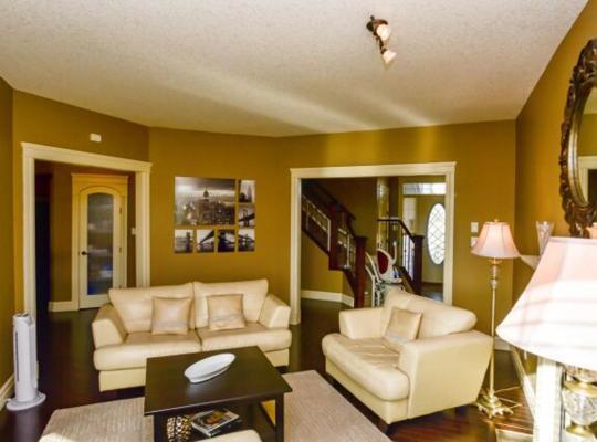 Hotel fotografií: Furnished Edmonton Rental