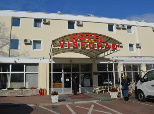 Хотел снимки: Hotel Višegrad