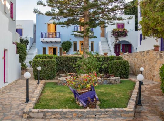 Fotografii: Nefeli Hotel Leros