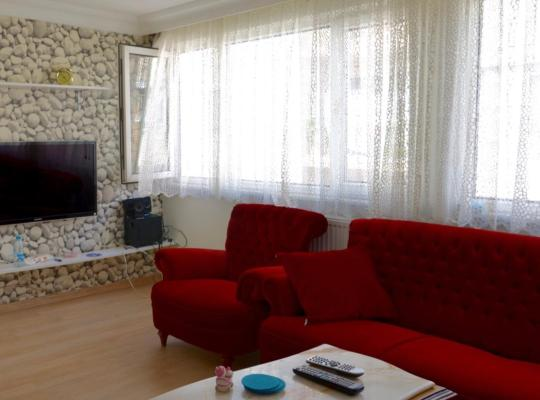 Hotel photos: Cozy flat in bakirkoy