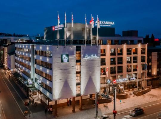 Hotel fotografií: Original Sokos Hotel Alexandra Jyväskylä