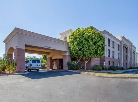 Fotos do Hotel: Comfort Inn I-10 West at 51st Ave