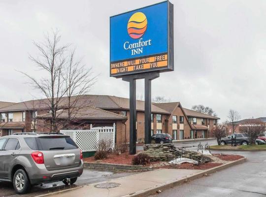 รูปภาพจากโรงแรม: Comfort Inn Pembroke