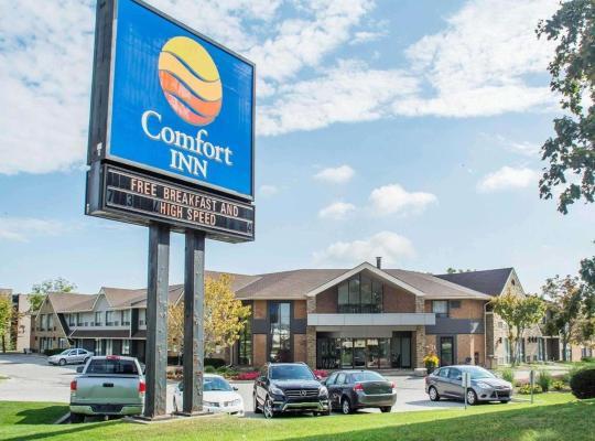 Hotel Valokuvat: Comfort Inn Burlington