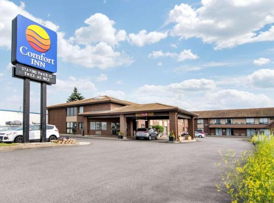 Fotos do Hotel: Comfort Inn Thunder Bay