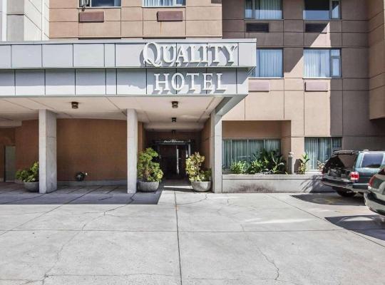 Хотел снимки: Quality Hotel Airport - South