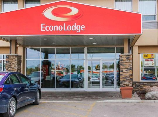 תמונות מלון: Econo Lodge Winnipeg South