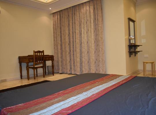 호텔 사진: Muscat Villa Bedroom