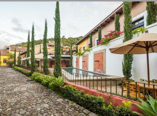 Fotografii: Villas Orotava Antigua Guatemala