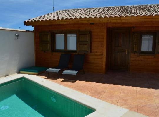 Хотел снимки: Casa Rural La Dehesilla de Toledo