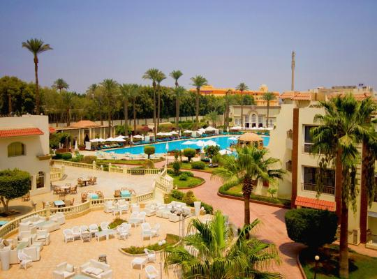 Hotel bilder: Cataract Pyramids Resort