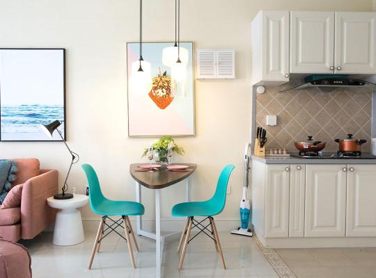 Хотел снимки: Harbin Daoli·Central Street· Locals Apartment 00169010