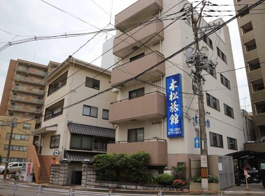 Фотографії готелю: Kimatsu Ryokan