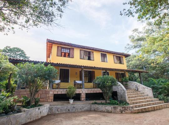 Képek: Pousada Casa de Jorge