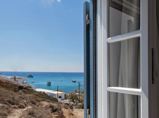 Hotel fotografií: Perigiali Folegandros