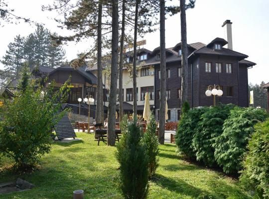 ホテルの写真: Hotel Zlatiborska Noc
