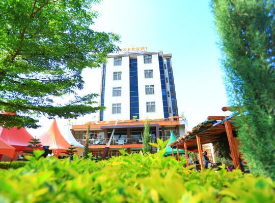 Хотел снимки: Kerawi international hotel