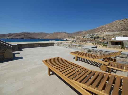 Foto dell'hotel: THEROS FOUR - VAGIA BEACH