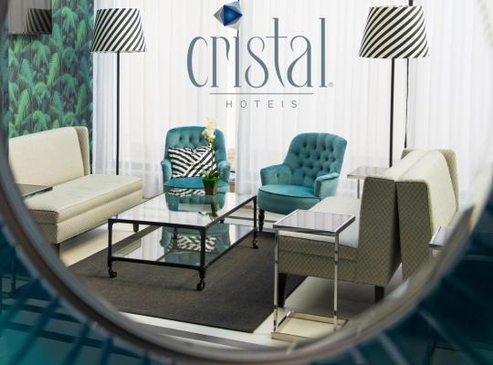 Фотографии гостиницы: Hotel Cristal Marinha