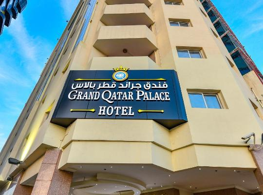 Hotel fotografií: Grand Qatar Palace Hotel