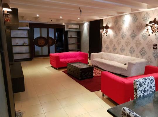 Hotel Valokuvat: Apartment in Mohandseen