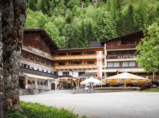 Photos de l'hôtel: Alpengasthof & Alpencafé Eng