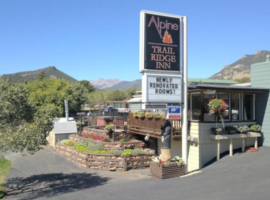 รูปภาพจากโรงแรม: Alpine Trail Ridge Inn