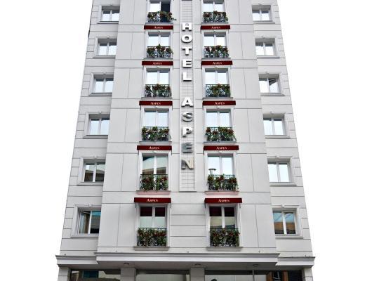 Хотел снимки: Aspen Hotel Ist