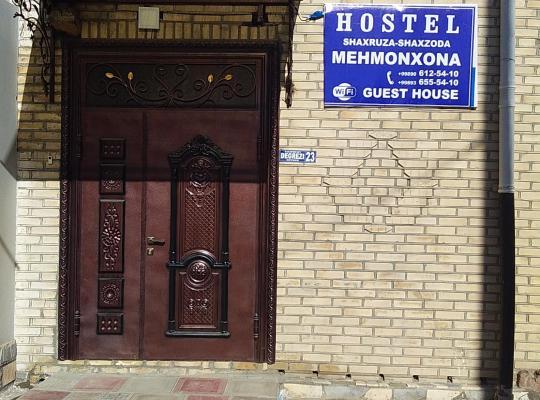 Hotel Valokuvat: Shaxruza&Shaxzoda Guesthouse