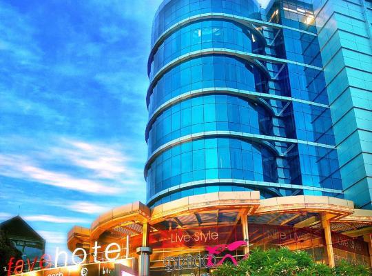 ホテルの写真: favehotel MEX Surabaya